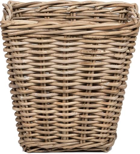 Neptune Somerton Waste Paper Basket Small Storage Baskets