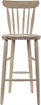 Wardley Oak Bar Stool
