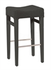 Montague Bar Stool, Slate