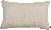 Grace Cushion 55x35cm, Imogen Holkham Sand