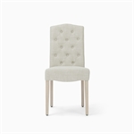 Sheldrake Dining Chair, Harry Sand, Pale Oak Legs