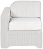 Tresco Left Arm Seat & Back Cushion, Oatmeal