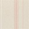 Samuel Woven Linen Stripe, Rust /metre