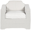 Tresco Armchair Seat & Back Cushion, Oatmeal