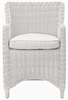 Stanway Carver Chair Cushion, Oatmeal