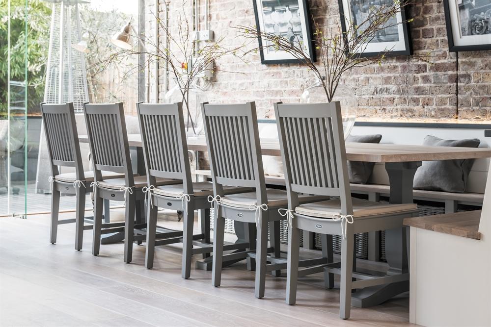 Neptune Harrogate Dining Chair Fog