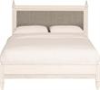 Larsson Bed, low footboard, Chloe Trellis