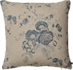 Grace Cushion 57x57cm, Emma Teal