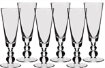 Greenwich Champagne Flutes, set of 6