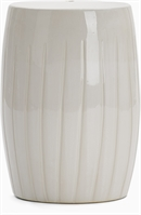 Beswick Ceramic Stool, Snow