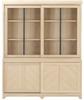 Holborn 6ft Glazed Dresser