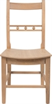 Suffolk Natural Oak Dining Chair