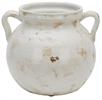 Haybrook Round Vase, Snow