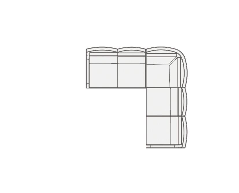 Murano Modular 5 Seater