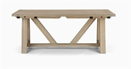 Arundel 6-10 Seater Dining Table, Natural Oak