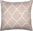 Grace Cushion 43x43cm, Gabriela Oyster Pink