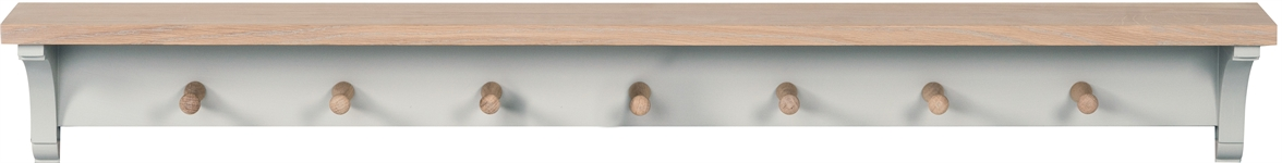 Suffolk 4ft Coat Rack