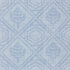 Mabel Linen, Flax Blue /metre