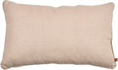 Grace Cushion 55x35cm, Imogen Oyster Pink