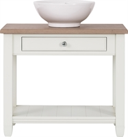Chichester Countertop Open Washstand