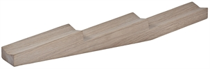Orford Spice Tray Single, Seasoned Oak