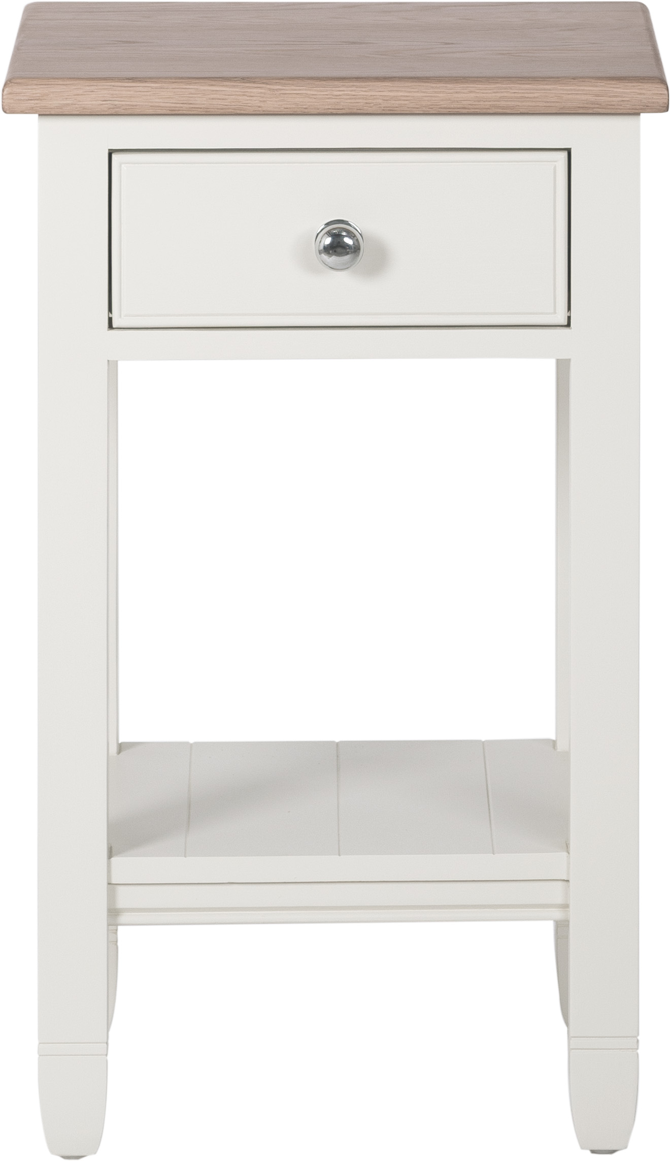 Chichester Open Bedside Cabinet