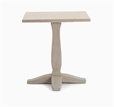 Harrogate 4 Seater Dining Table, Seasoned Oak