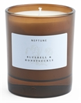 Bluebell and Honeysuckle, Candle