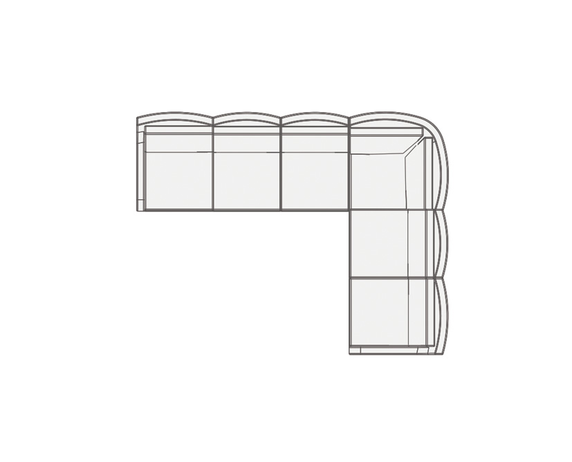 Murano Modular 6 Seater