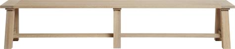 Arundel Oak Bench