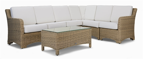 Compton Modular 6 Seater & Coffee Table