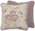 Camilla Cushion 45x45cm, Emma Old Rose & Chloe Old Rose