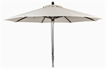Spinnaker 3m Parasol, Natural