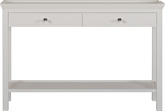 Aldwych Console Table, Large, Snow