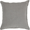 Isabelle Scatter Cushion 45x45cm, Grey