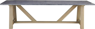 Stanway Bluestone Rectangular Table