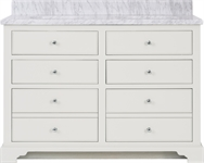 Chichester Undermount Double Drawer Washstand
