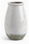 Whitton Vase, Small - Snow