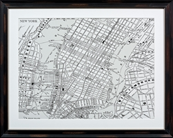 City Plan New York
