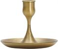 Heddon Candlestick,  Brass, Small