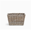Somerton Under console basket, small