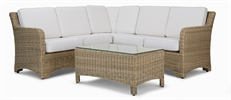 Murano Modular 5 Seater Corner Sofa with Coffee Table
