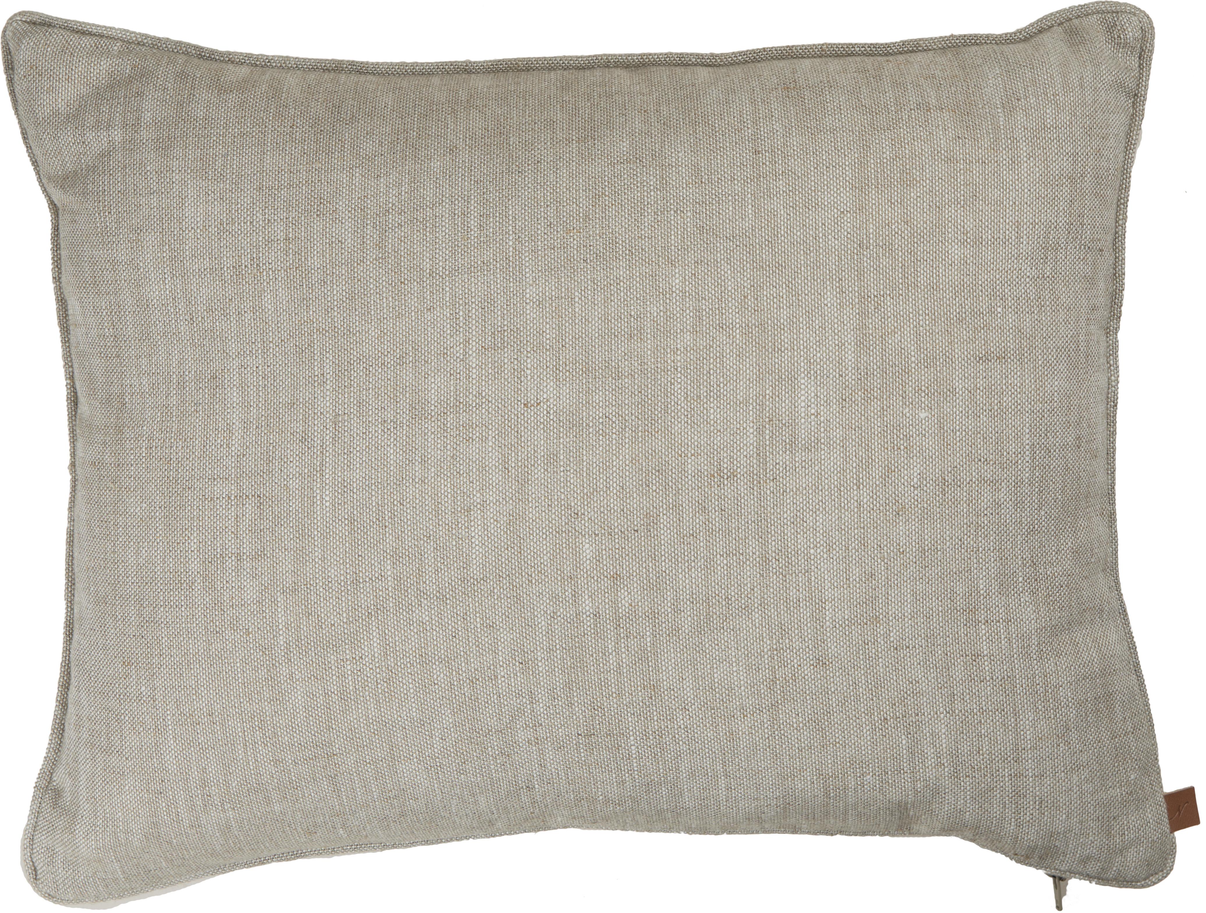 Florence Cushion 35x45cm, Imogen Holkham Sand