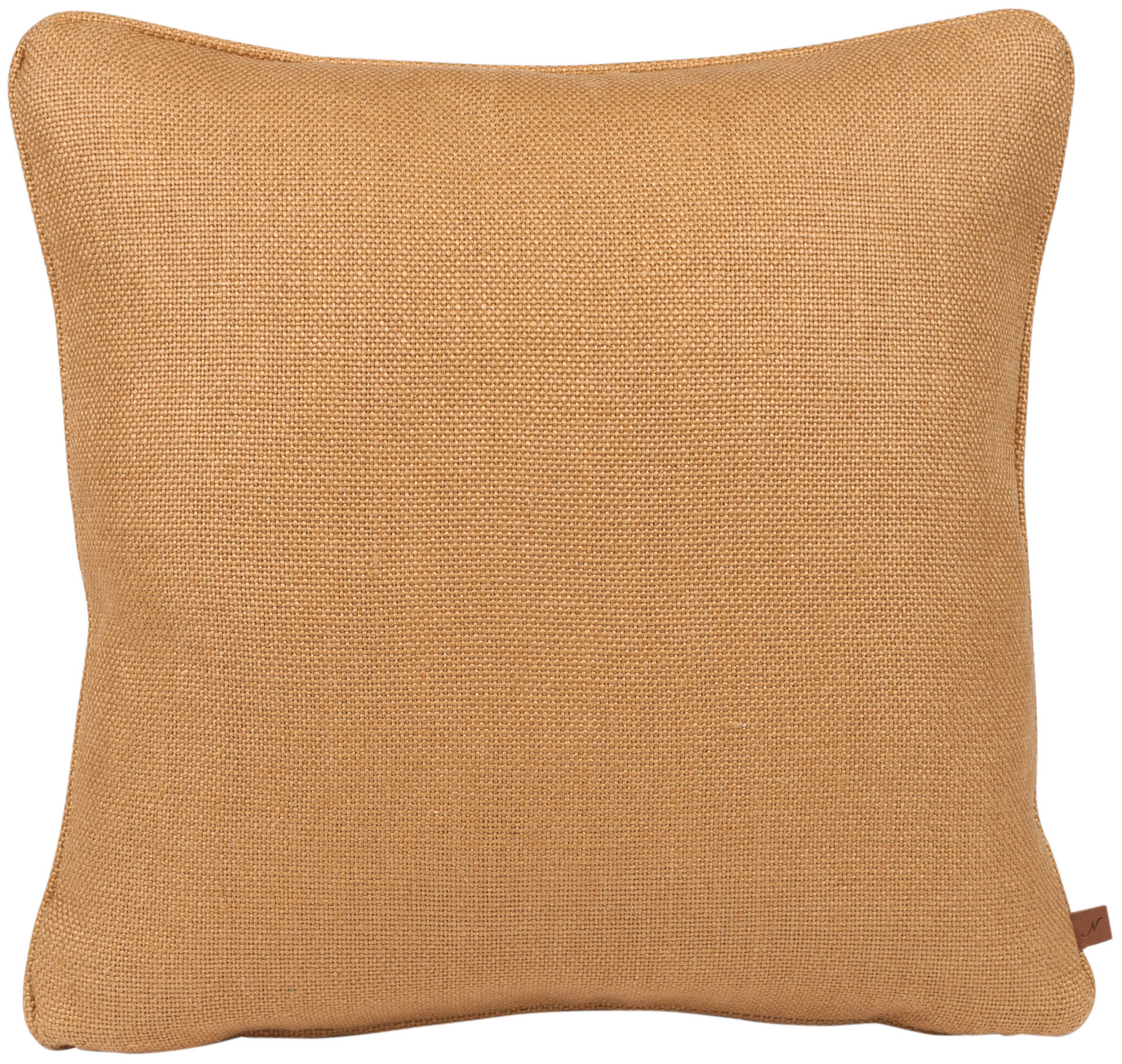 Florence Cushion 45x45cm, Finian Mustard