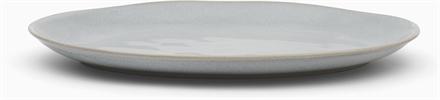 Bretby Oval Platter