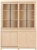 Holborn 5ft Glazed Dresser