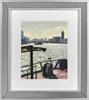 River Thames Chelsea Boat Yard