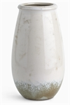 Whitton Vase, Large - Snow