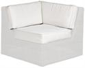 Tresco Corner Seat & Back Cushion, Oatmeal