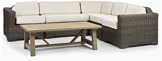 Tresco Corner Sofa 6 Seater & Stanway Coffee Table